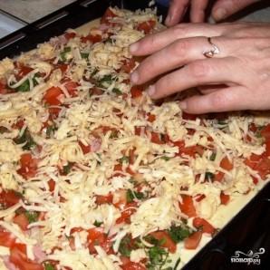 Быстрая пицца - фото шаг 5