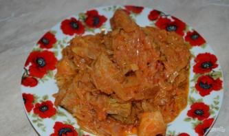 Рагу со свининой и овощами - фото шаг 14