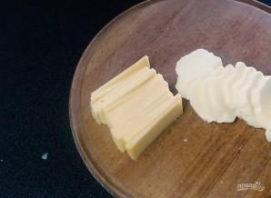 Закусочный хлеб с сыром и зеленью - фото шаг 1