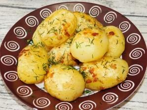 Картофель, запеченный в мультиварке - фото шаг 4