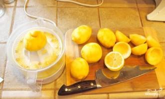 Лимонные капкейки - фото шаг 1