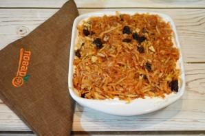 Яблочный пирог по-болгарски за 7 минут - фото шаг 6