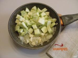 Суп из кабачков с сыром - фото шаг 3