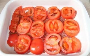 Мясо по-французски со сметаной - фото шаг 3