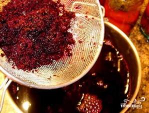 Вино из черноплодки в домашних условиях - фото шаг 3