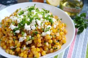 Мексиканский салат из кукурузы - фото шаг 8