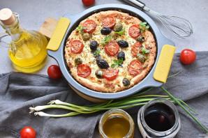 Греческий пирог с козьим сыром - фото шаг 10