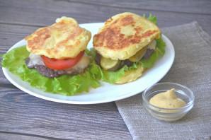 Картофельный бургер - фото шаг 14