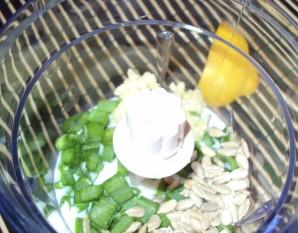 Кольраби в кляре   - фото шаг 3