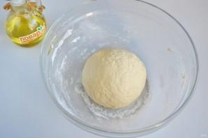 Заливной хлеб - фото шаг 4