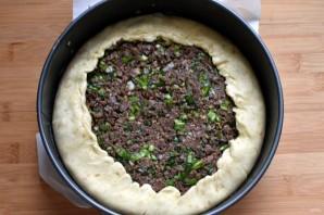 Пирог с сердцем внутри - фото шаг 9