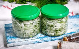 Маринованный лук для салата - фото шаг 6