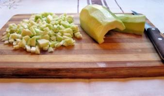 Варенье из кабачков в микроволновке  - фото шаг 1