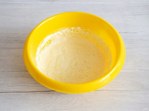 Капкейки с творожным кремом - фото шаг 4
