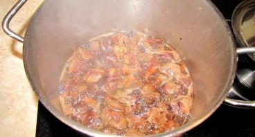 Мясной соус с картошкой - фото шаг 2