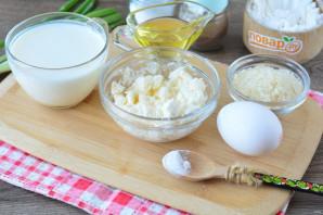 Пирог с рисом и творогом - фото шаг 1