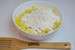 Зразы картофельные с мясом - фото шаг 3