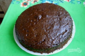 Сливовый торт - фото шаг 2