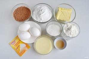Вкусное пирожное - фото шаг 1