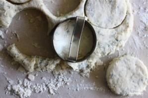 Печенье с йогуртом и укропом - фото шаг 3