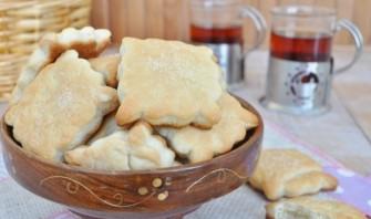 Быстрое песочное печенье - фото шаг 6