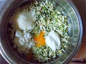 Яичные котлеты с зеленью - фото шаг 5
