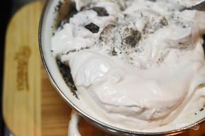 Маковый пирог с грушей - фото шаг 9