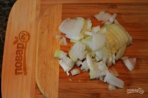 Куббе-суп с манными клецками, фаршированными мясом - фото шаг 2