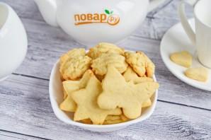 Домашнее масляное печенье - фото шаг 6