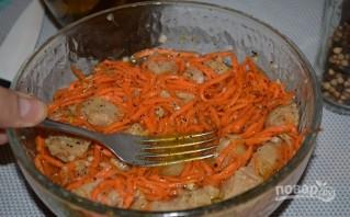 Соевое мясо - фото шаг 6