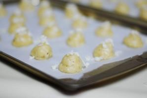 Заварное тесто с сыром - фото шаг 7