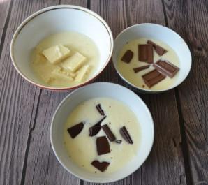 """Десерт """"Три шоколада"""" - фото шаг 7"""