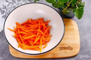 Салат из тыквы - фото шаг 2