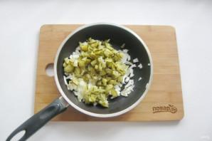 Солянка с солеными грибами - фото шаг 3