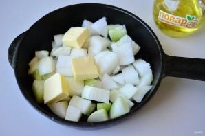 Куриные колбаски с сыром для гриля - фото шаг 3