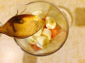 Смузи из грейпфрута - фото шаг 5