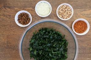 Салат с сухариками и сыром - фото шаг 3