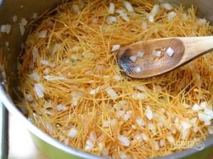 Суп овощной с вермишелью - фото шаг 3