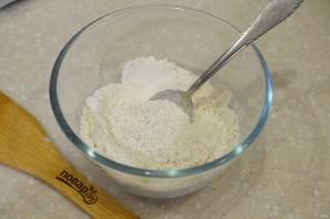 Пончики с йогуртом - фото шаг 1