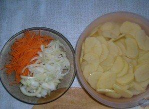 Запеченная щука в духовке - фото шаг 2