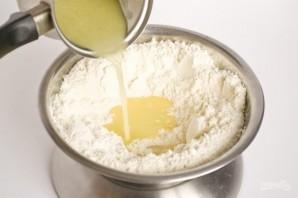 Тесто для австрийского штруделя - фото шаг 1