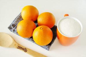 Апельсиновый компот на зиму - фото шаг 1