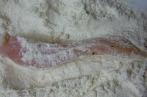 Пангасиус в кляре в духовке - фото шаг 5