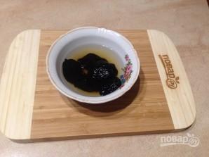 Запеченная пшенная каша с черносливом - фото шаг 4