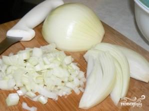Капуста с грибами в горшочке - фото шаг 3