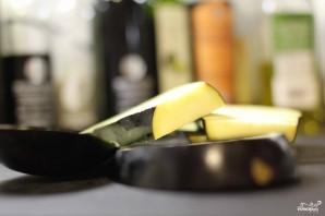 Баклажаны запеченные в духовке - фото шаг 1