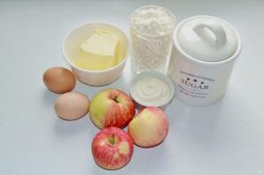 Яблочный пирог-суфле - фото шаг 1