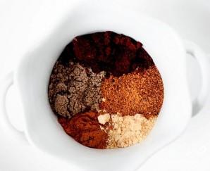 Печенье с чаем и пряностями - фото шаг 1