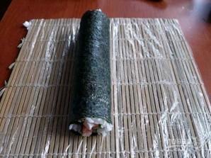 Суши запеченные - фото шаг 7