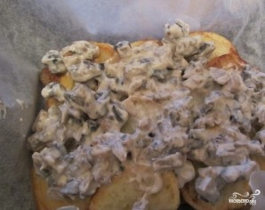 Картофель с грибами и мясом - фото шаг 6